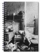 New York: Tenement Life Spiral Notebook