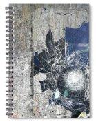 New York Spiral Notebook