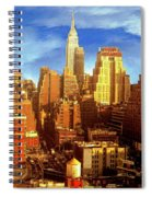New Yorker Spiral Notebook