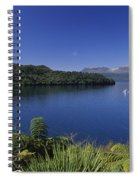 New Zealand, Rotorua Spiral Notebook