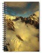 New Zealand, South Island Spiral Notebook