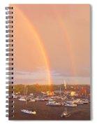 Newburyport Harbor 2016 Spiral Notebook