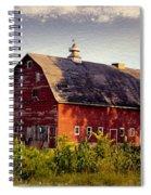 Newell Ave Barn Spiral Notebook