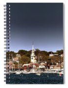 Newport Spiral Notebook