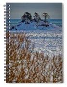 Newport5 Spiral Notebook