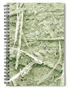 Newsprint, Sem Spiral Notebook