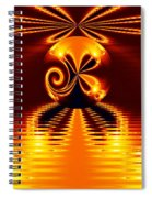 Newton World Spiral Notebook