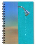 Newtons Law Spiral Notebook