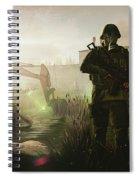 Next Day Survival Spiral Notebook