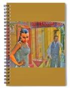 Next Steps Spiral Notebook