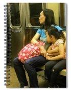 Next Stop Spiral Notebook