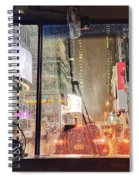 Next Stop Nirvana Spiral Notebook