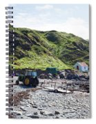 Niabyl Tractor Spiral Notebook