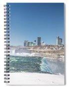 Niagara And Canada Spiral Notebook