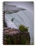 Niagara Fall Edge Spiral Notebook