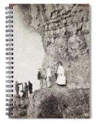 Niagara Falls, C1890 Spiral Notebook