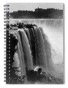 Niagara Falls, C1911 Spiral Notebook