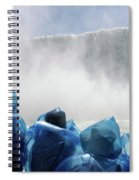 Niagara Falls Maid Of The Mist Boat Ride Spiral Notebook