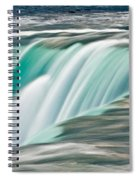 Niagara Falls Number 2 Spiral Notebook