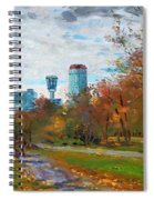 Niagara Falls Park Spiral Notebook