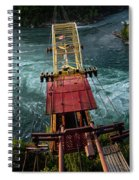 Niagara Falls The Whirlpool Spiral Notebook