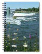 Niagara Falls Usa - Photo Spiral Notebook