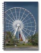 Niagara Skywheel Spiral Notebook