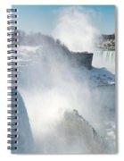 Niagara Up Close Spiral Notebook