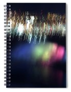 Light Paintings - Ascension Spiral Notebook