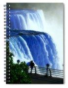 Niagra Falls Spiral Notebook