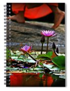 Nibbana Spiral Notebook