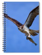 Nice Catch Spiral Notebook