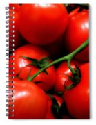 Nice Tomatoes Baby Spiral Notebook