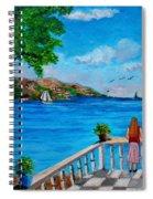 Nice View Spiral Notebook