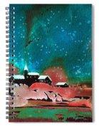 Nichtfall 14 Spiral Notebook