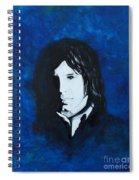 Nick Drake Spiral Notebook