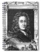 Nicolas L�mery, French Chemist Spiral Notebook