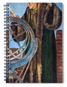 Nicolaus Copernicus Spiral Notebook