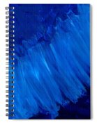 Night Blues Spiral Notebook