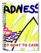 Night Boat To Cairo 1979 Spiral Notebook