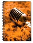 Night Club District Spiral Notebook