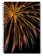 Night Colors Spiral Notebook