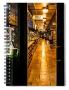 Night Deli Spiral Notebook