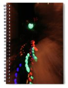 Night Diptych 1 Spiral Notebook