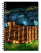 Night #g7 Spiral Notebook