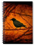 Night Guard Spiral Notebook