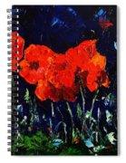 Night Guard Spiral Notebook