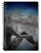 Night Hope V2 Spiral Notebook