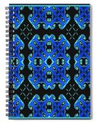 Night Life Spiral Notebook