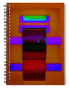 Night On The Nile Spiral Notebook